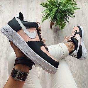 Nike ID custom GOD air force 1 sneakers